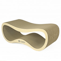 INFINITY MAX wood 32 см  Когтеточка из картона